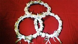Coronas de dama de Honor