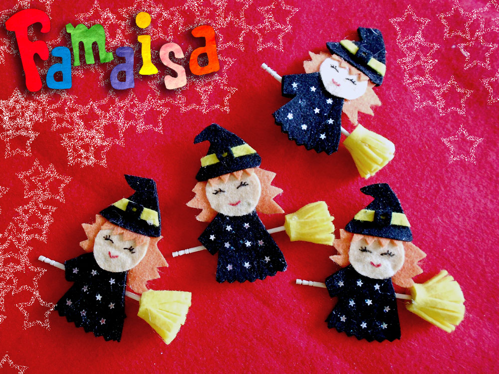 Navidad manualidades con fieltro famaisa - Adornos de navidad manualidades para ninos ...